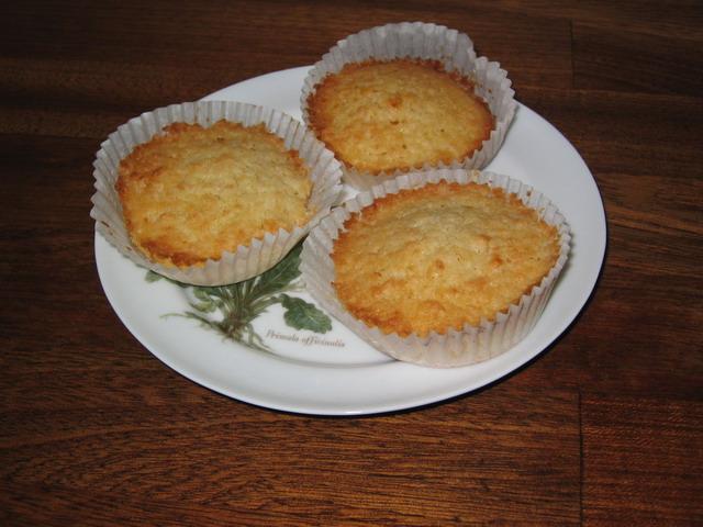 muffins med kokos